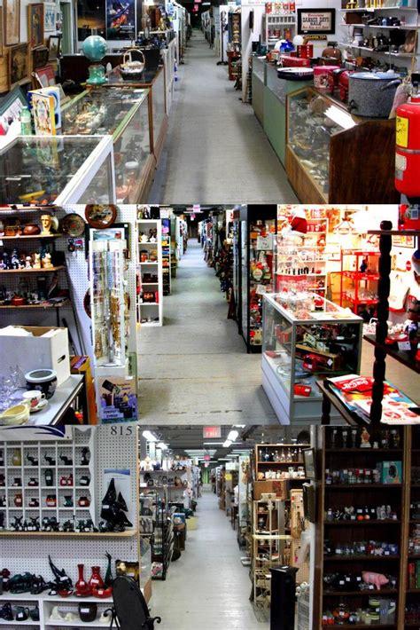 woodstock ontario antique flea market business