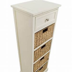 100+ [ Nightstand With Wicker Baskets ] Furniture