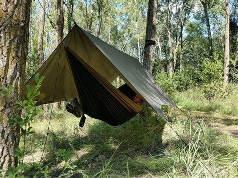 Hammock Rainfly by Infinity Outfitter Hammock Rainfly With Free Shipping Ebay