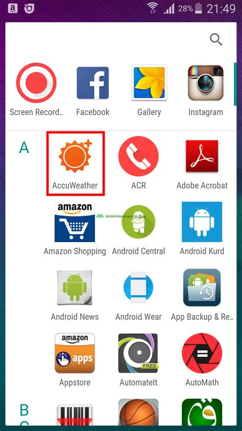 android adb how to install apk to your android device via adb commands