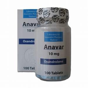 Oxandrolone 10mg Anavar