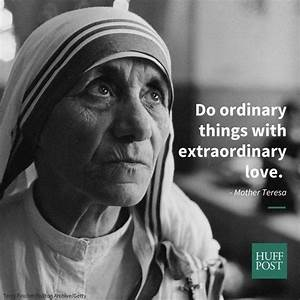 The 25+ best Mother teresa quotes ideas on Pinterest ...