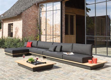 manutti air large garden corner sofa contemporary garden