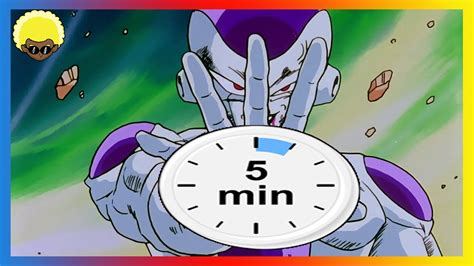 5 Minutes With Frieza