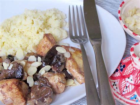 cuisiner les pruneaux recette tajine au pruneaux