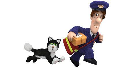 postman pat the bulldog licensing