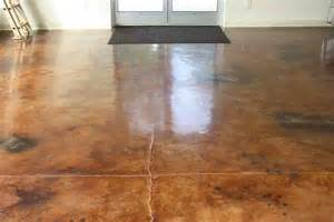 Concrete Floor Patching Compound by Cola Acid Stain Project Photo Gallery Direct Colors Inc