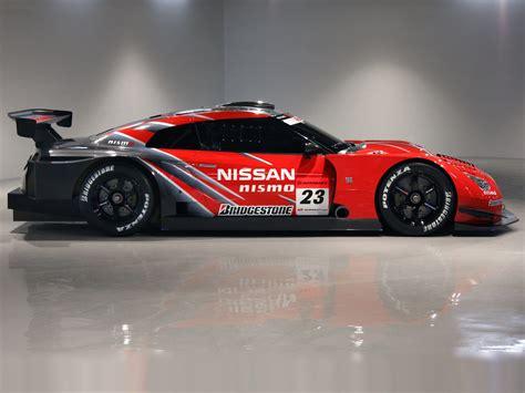A Race Car Wallpaper by 2008 Nissan Gt R Gt500 Race Car Photos