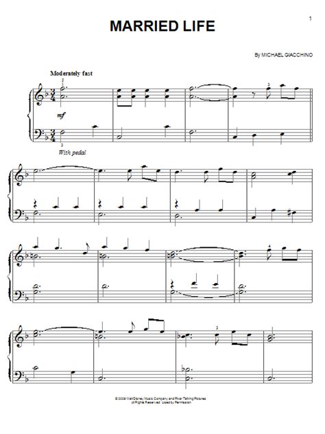 Zedd find you acoustic piano sheet music. Married Life (from Up) Sheet Music | Michael Giacchino | Easy Piano