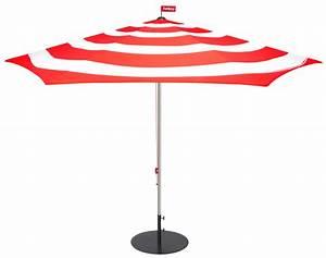 Sonnenschirm 350 Cm : stripesol sonnenschirm 350 cm rot by fatboy made in design ~ Buech-reservation.com Haus und Dekorationen
