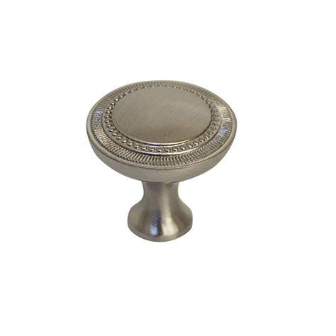 Brushed Nickel Cabinet Knobs Bulk by Design House 205203 Regal Cabinet Knob Brushed Nickel