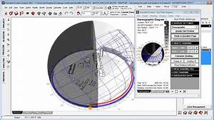 Calculating Sun Path And Shadows In Autodesk Ecotect