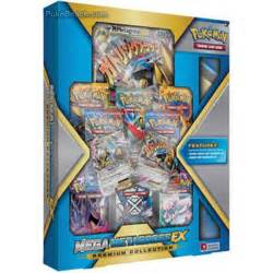 pokemon mega metagross ex premium trading card collection