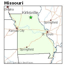 Best Places to Live in Kirksville, Missouri
