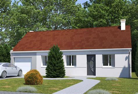 modele de maison plain pied maison individuelle r 233 sidence picarde 103 gi r 233 sidences picardes