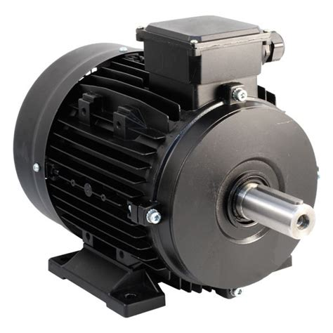 Motor Electric 4kw 220v by 10hp Motor 400v Clarke 6430486 Howden Tools