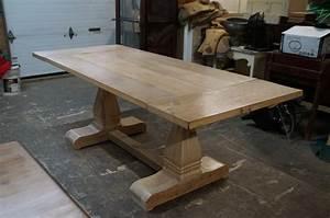 Table De Cuisine En Bois : table de cuisine n 1044 le g ant antique ~ Teatrodelosmanantiales.com Idées de Décoration