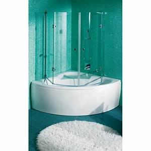 baignoire porte douche ecran pour baignoire d angle porte With porte d entrée alu avec villeroy et boch salle de bain meuble