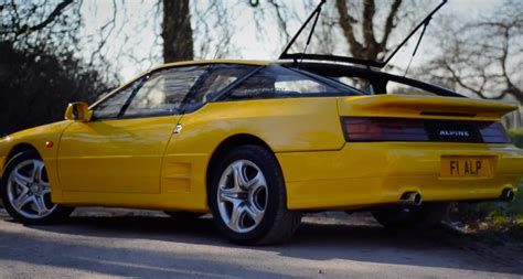 renault alpine a610 drivers generation cult driving perfection renault