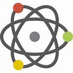 Icon Science Icons Education Nuclear