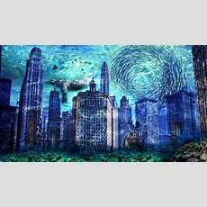 Underwater City (photoshop Speed Art) Youtube