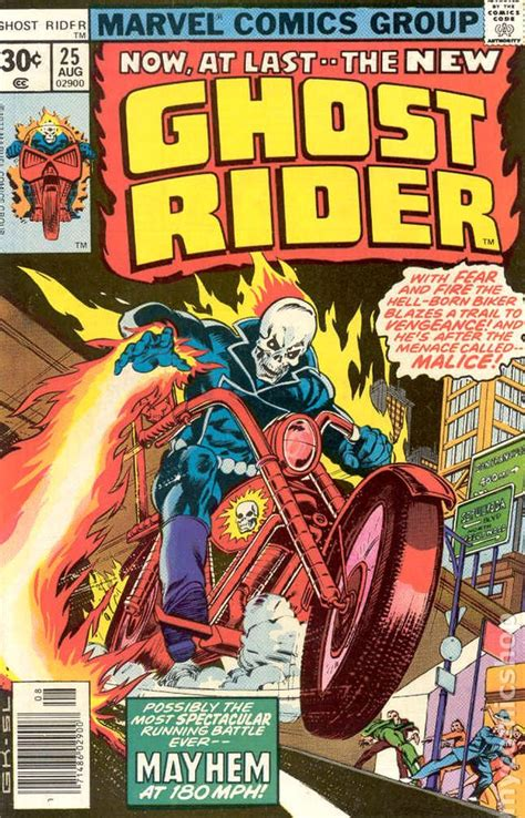 ghost rider  st series comic books