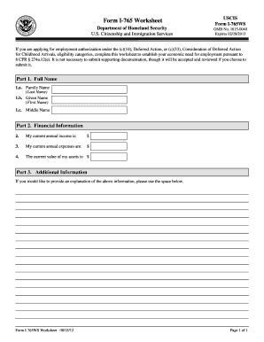 form uscis  ws fill  printable fillable