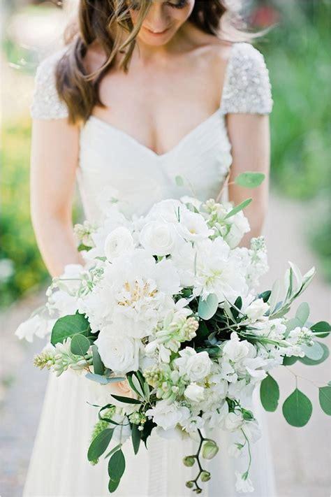 ideas  white bridal bouquets  pinterest