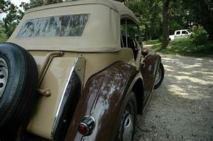 1953 MG TF roadster brown 4 speed restored clean excellent ...