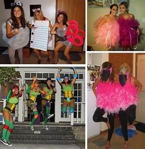 Déguisement Zombie Fait Maison : adult costumes rock paper scissors body buff ninja turtles flamingos costumes pinterest ~ Melissatoandfro.com Idées de Décoration