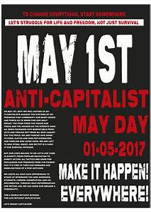 Callout: May Day 2017 – We are poor because they are rich ...