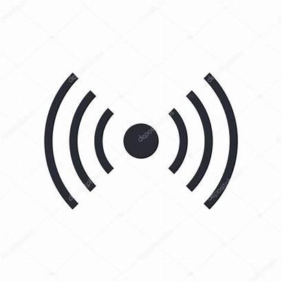 Radio Signal Wifi Wireless Icon Waves Symbol