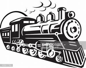 curved train track clipart - Google Search | * Train ...