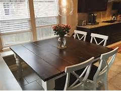 Farm Style Kitchen Chairs by 1000 Ideas About Farmhouse Dining Tables On Pinterest Dinning Room Tables