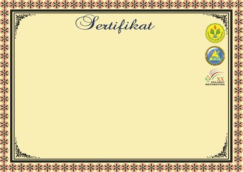 gambar membuat background sertifikat piagam youtube gambar