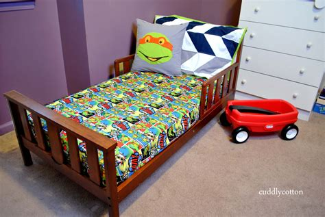 Turtle Toddler Bed Set by Bedding Sets Homesfeed