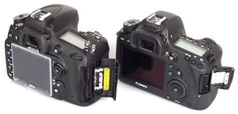 nikon d600 dslr canon vs nikon which one to choose