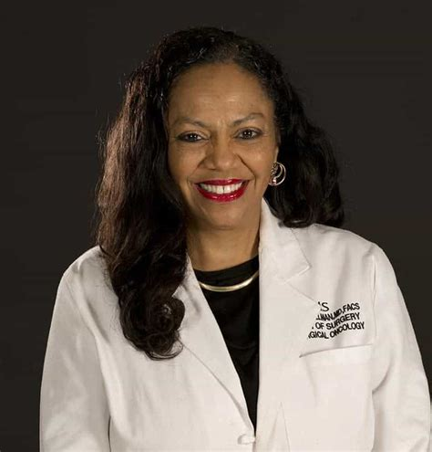 ronda henry tillman md named chief  breast oncology
