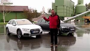 Motorradjeans Test 2017 : 2016 2017 audi a4 allroad review test drive youtube ~ Kayakingforconservation.com Haus und Dekorationen
