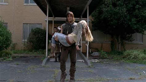 The Walking Dead 30 Most Shocking Moments From Season 5
