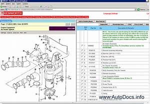 Kenworth Spare Parts Catalog Online 2010 Parts Catalog