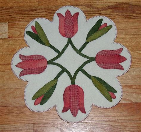 Felt Applique Patterns by 316 Best Wool Work Projects Images On Felt