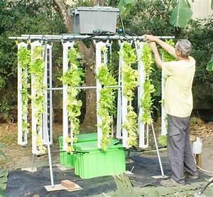 Vertikal Garten System : building a hydroponic vertical garden independent at home ~ Sanjose-hotels-ca.com Haus und Dekorationen