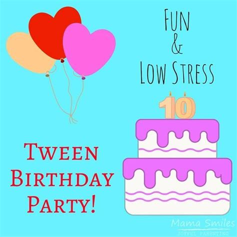 birthday party ideas and tips guest post mimi 39 s the world s catalog of ideas