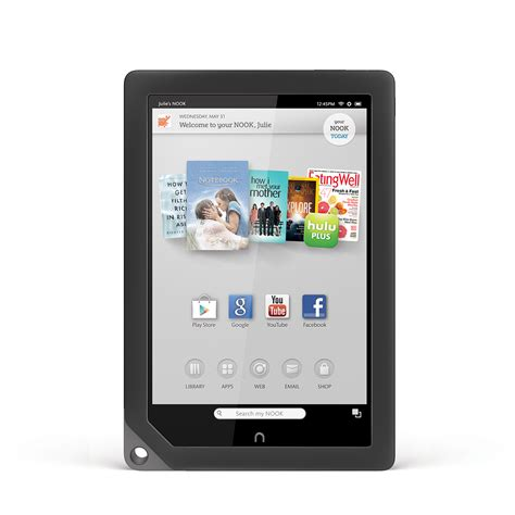 barnes and noble nook account barnes noble ceo talks nook us news