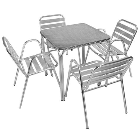 chaises terrasse restaurant occasion table et chaises terrasse restaurant en aluminium mobeventpro