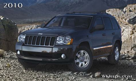 2010 Grand Cherokee Introduction