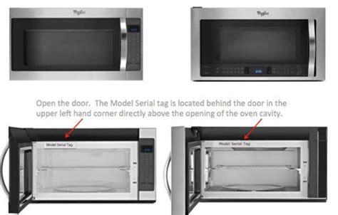 microwaves whirlpool hazard 15k recalling due fire caption microwave hide