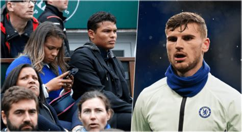 Timo Werner reveals apology from Thiago Silva after ...