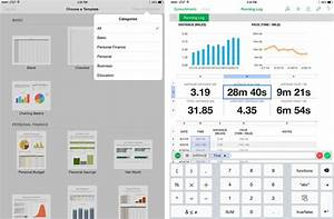 iwork vs microsoft office vs google docs which ipad and With excel documents on iphone